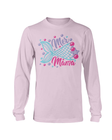 Mer Mama Long Sleeve T-Shirt