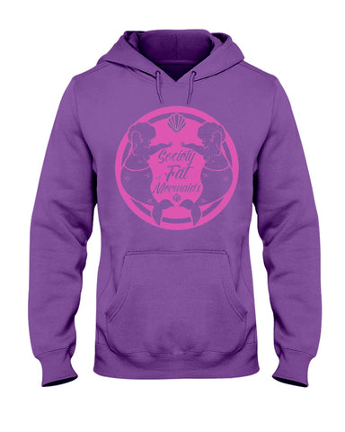 SOFM Signature Pink Logo Hoodie