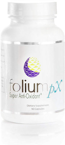 Folium pX - Full Body Cleanse - 90 Capsules