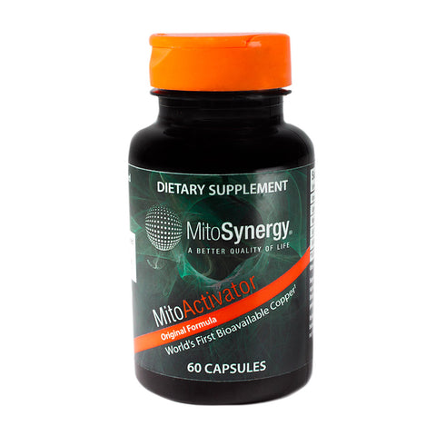 MitoActivator Copper One Supplement - Original Formula