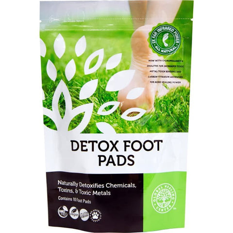 All Natural Organic Detox Foot Pads