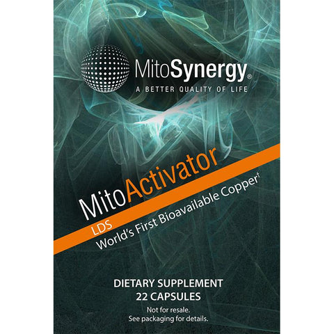 MitoActivator LDS Trial Pack – 22 Capsules