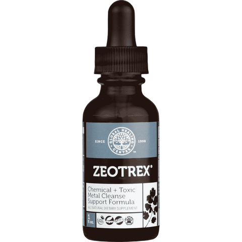 OUT OF STOCK - Zeotrex Chemical/Metal Detox