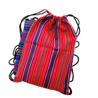 String Backpack - Assorted Multicolor