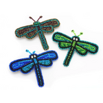 Dragonfly Barrette - Assorted Colors