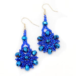Snowflake Earrings - Assorted Colors