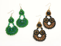 Gloria Crystal Earrings - Assorted Colors