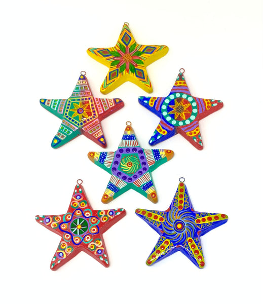 Ceramic Ornament Star