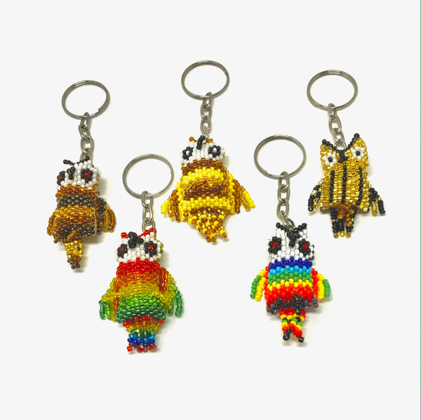 Keychain Owl Small - Assorted