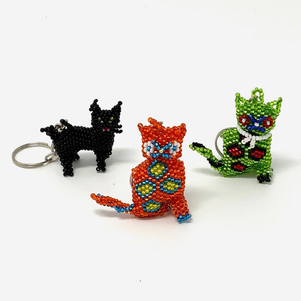 Keychain Cats - Assorted Colors and Shapes