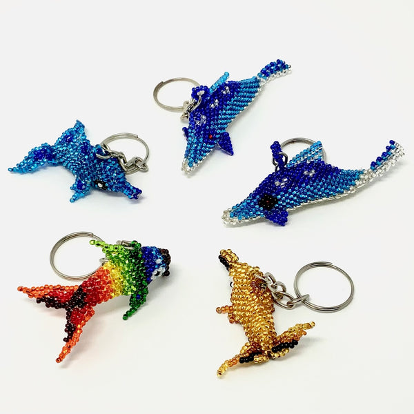 Keychain - Dolphins - small