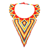 Nativo Collar Fringed - Assorted Colors