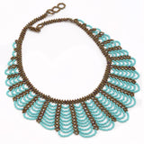 Scallop Necklace - Assorted Colors