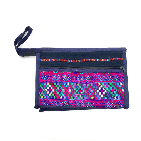 Toiletries Bag Todos Santos - Blue, Turquoise, Purple