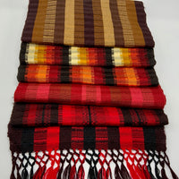 Scarf Medium - Tonal Stripes
