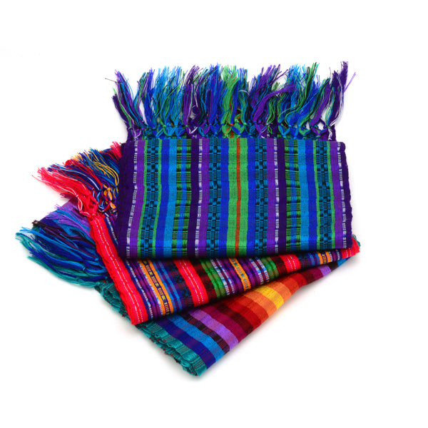 Scarf Narrow - Bright Stripes