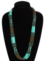 Zulu Necklace - Assorted Colors