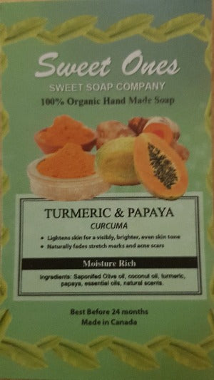 Papaya & Turmeric