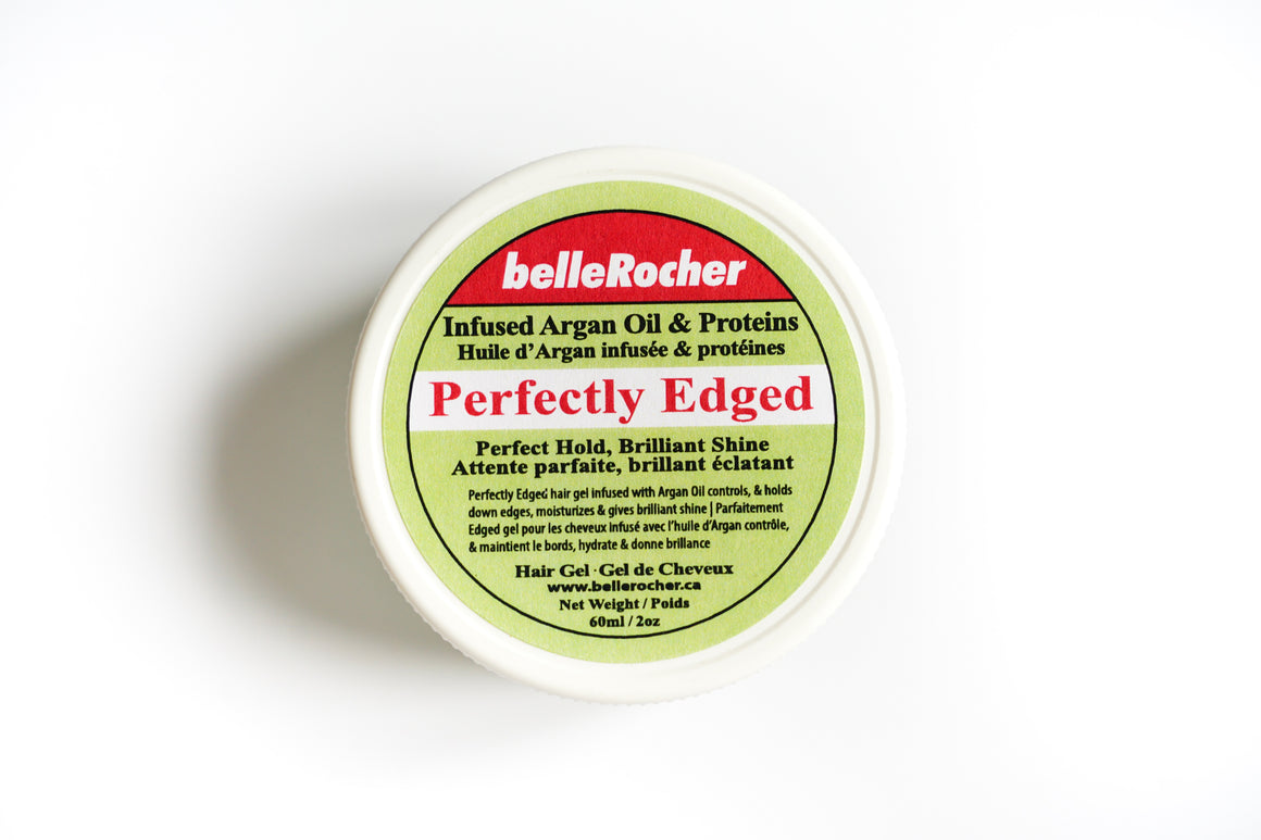 Perfectly Edged / Edge Control
