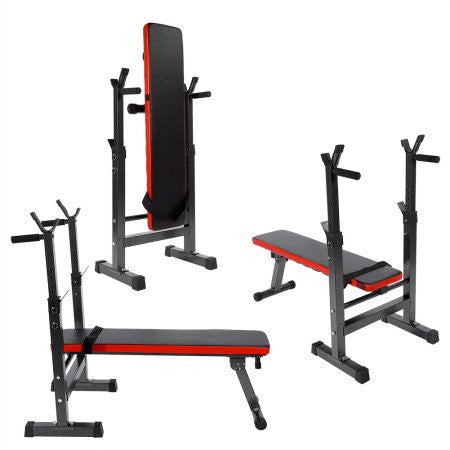 Portable Weight Bench Station