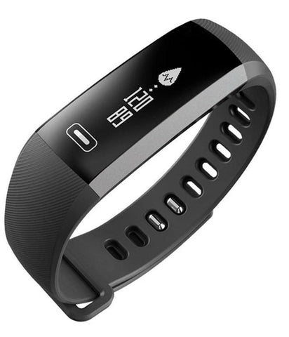 Waterproof Activity Monitor With Heart Tracker