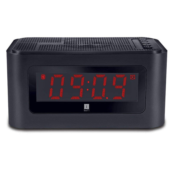 iBall  Bluetooth Speaker  Sound Clock