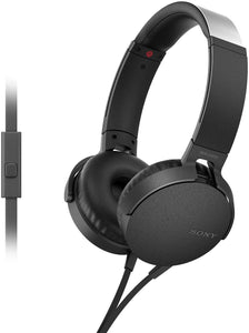 Sony Wired Headphone Extra Bass -MDR-XB550 AP