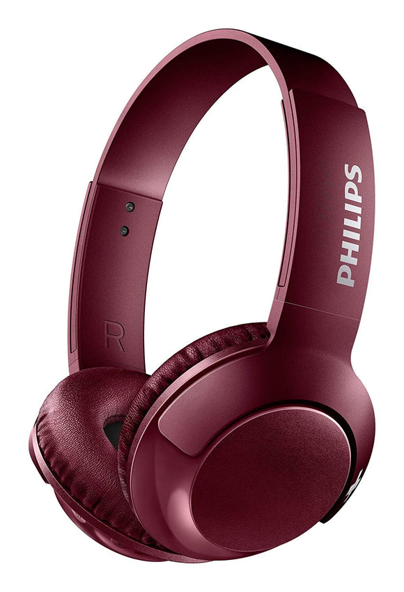 Philips Bluetooth Headphone Bass+ SHB3075K