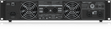 Behringer NX6000D Ultra-Lightweight 6000-Watt Class-D Power Amplifier with DSP Control and SmartSense Loudspeaker Impedance Compensation with 2 x 3000 Watts into 4 Ohms; 2 x 1600 Watts into 8 Ohms