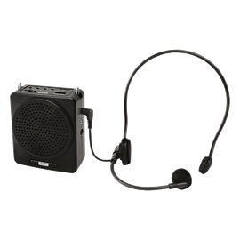 Ahuja Portable PA Neckband System NBA-20DP With built in Speaker 12 Watts