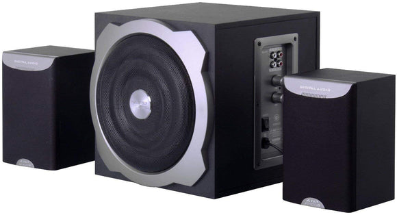 F&D 2.1 speakers - A520