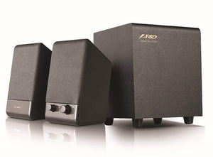F&D 2.1 speakers -313U
