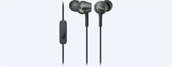 Sony Wired In-ear Headphone MDR-EX525AP