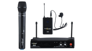 Studiomaster Wireless Microphones XR 40 HL