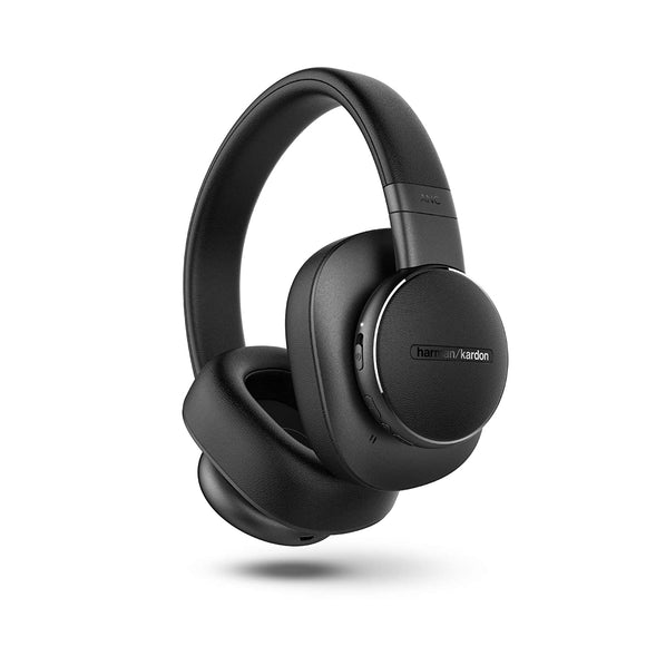 Harman Kardon Fly ANC Wireless Over-Ear Headphone with Active Noise Cancellation, 20 Hrs of Playtime, Quick Charging & Built-in Voice Assistant