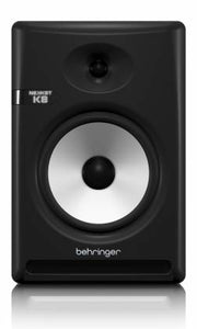 "Behringer K-8 Nekkst  150W Audiophile Bi-Amped 8"" Studio Monitor with Advanced Waveguide Technology"