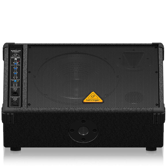 Behringer EUROLIVE F1320D  Active 300-Watt 2-Way Monitor Speaker System with 12