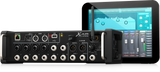 Behringer X AIR XR12 12-Input Digital Mixer for iPad/Android Tablets with 4 ProgrammableMIDAS Preamps, 8 Line Inputs, Integrated Wifi Module and USB StereoRecorder