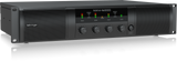 Behringer NX4-6000  Ultra-Lightweight 6000-Watt 4-Channel Class-D Power Amplifier with SmartSense Loudspeaker Impedance Compensation with 4 x 1600 Watts into 2 Ohms, 4 x 860 Watts into 4 Ohms; 4 X 440 Watts into 8 Ohms ,2 X 3000 Watts into 4 Ohms