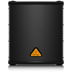 "Behringer EUROLIVE B1200D-PRO High-Performance Active 500-Watt 12"" PA Subwoofer with Built-In Stereo Crossover"