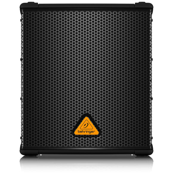 Behringer EUROLIVE B1200D-PRO High-Performance Active 500-Watt 12