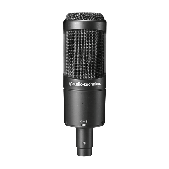 Audio Technica Side-address multi-pattern condenser microphone AT2050