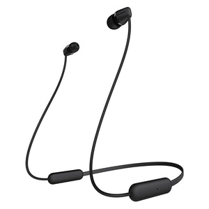 Sony WI-C200  Bluetooth Earphone  with mic for phone calls