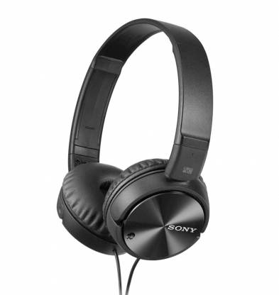 Sony MDR-ZX110NC  Wired   Noise Cancellation Headphone