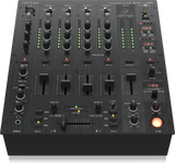 "Behringer PRO MIXER DJX900USB  Professional 5-Channel DJ Mixer with infinium ""Contact-Free"" VCA Crossfader, Advanced Digital Effects and USB/Audio Interface"