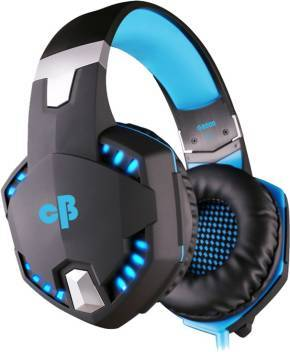 Cosmic Byte G2000 Wired Gaming Headphone With Mic And LED