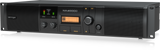 Behringer NX3000D Ultra-Lightweight 3000-Watt Class-D Power Amplifier with DSP Control and SmartSense Loudspeaker Impedance Compensation with 2 x 1500 Watts into 2 Ohms; 2 x 900 Watts into 4 Ohms; 3000 Watts into 4 Ohms (bridge mode)