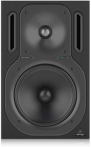 Behringer TRUTH B2031A  High-Resolution, Active 2-Way Reference Studio Monitor with Built-in 125-Watt Bi-amp module with enormous power reserve