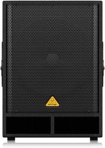 "Behringer EUROLIVE VQ1800D Professional Active 500-Watt 18"" PA Subwoofer with Built-In Stereo Crossover"