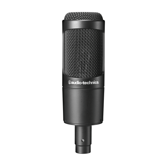 Audio Technica Side-address cardioid condenser microphone  AT2035